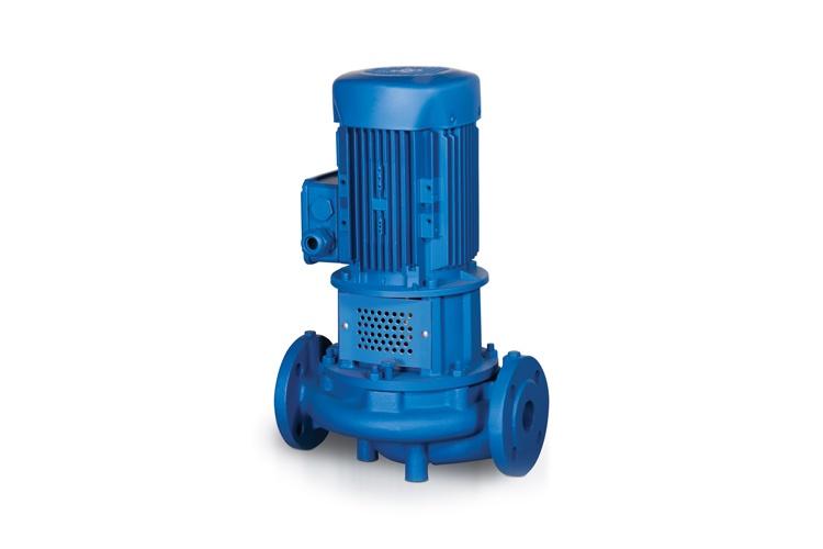 Norm centrifugaalpompen voor circulatieprocessen