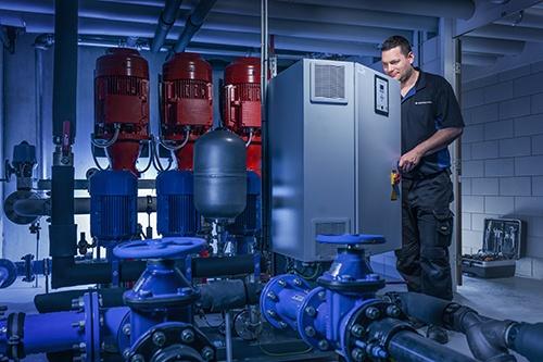 Onderhoudsabonnement hydrofoor