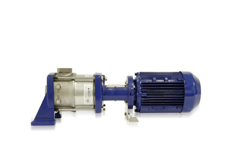 DPH(S)I horizontale centrifuigaalpomp