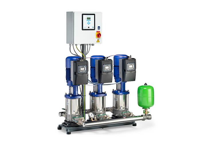 Hydro-Unit Premium Line drukverhogingsinstallatie
