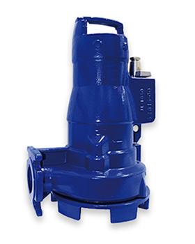 DRS rioolwaterpomp met versnijder