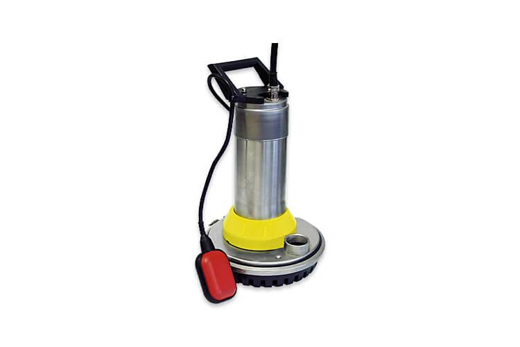 DVV vuilwaterpomp vortexwaaier