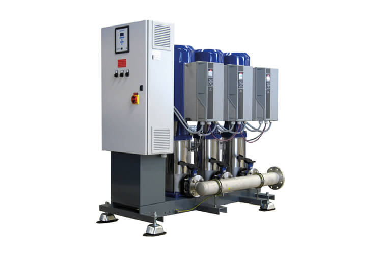 Hydro-Unit Utility Line